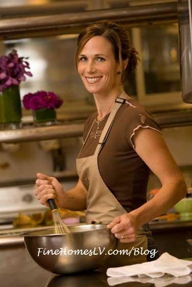 Chef Megan Romano