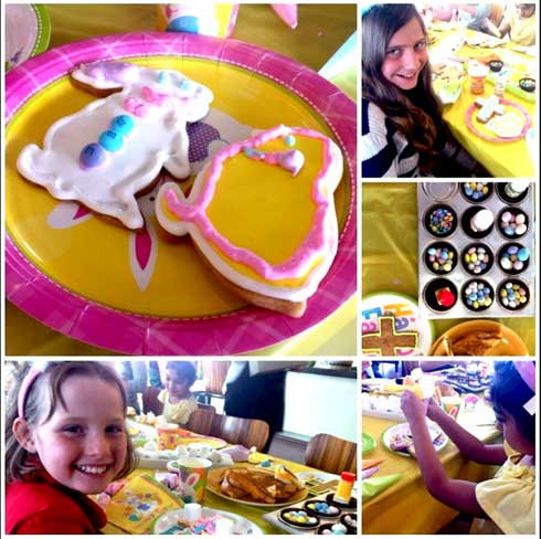 Easter Decorating Class