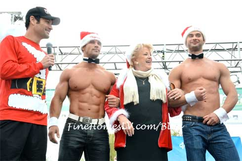 Mayor Goodman and Chippendales