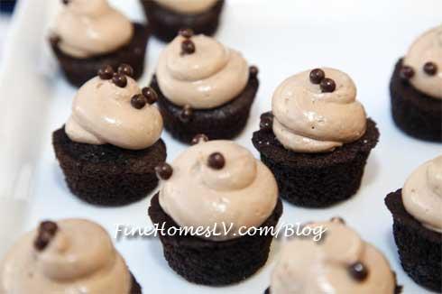 Postrio Cupcakes