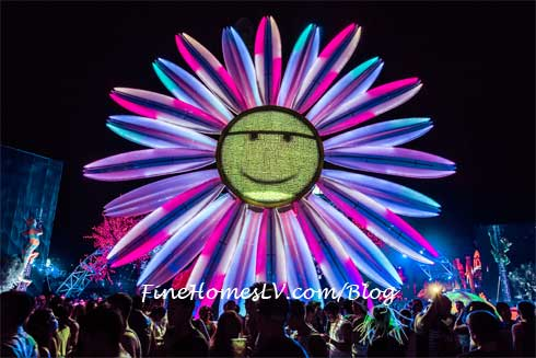 EDC Electric Daisy