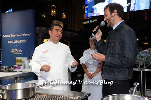 Buddy Valastro and Andrew Knowlton
