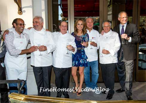 Celebrity Chefs At Vegas Uncorkd The Grand Tasting