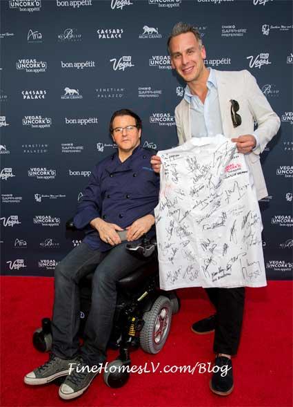 Kerry Simon and Adam Rapoport