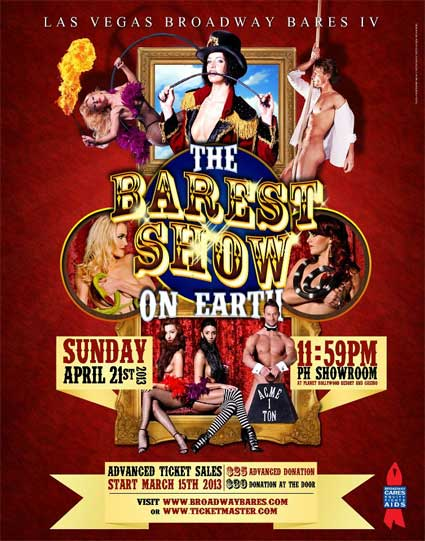 Broadway Bares The Barest Show On Earth