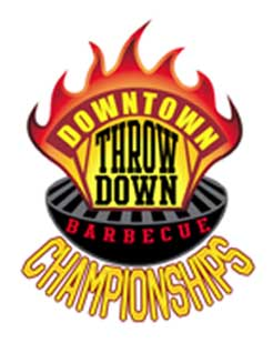 Downtown Throwdown BBQ Championships