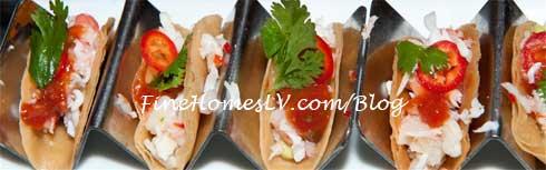 All Star Lobster Tacos