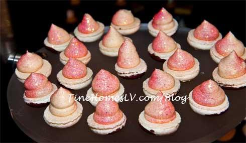 ARIA Tasting Desserts