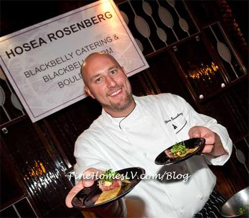 Chef Hosea Rosenberg