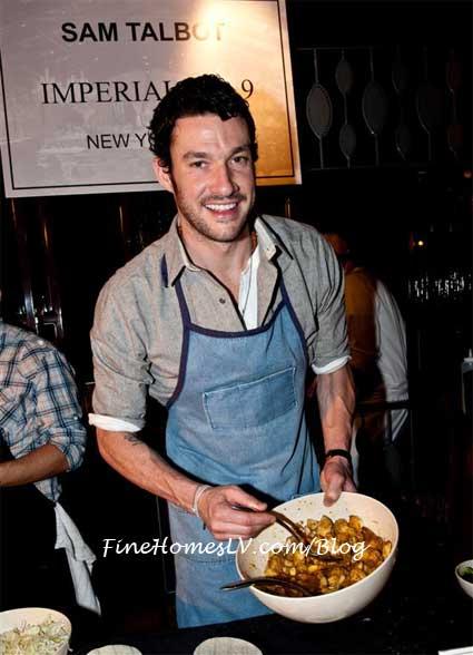 Chef Sam Talbot