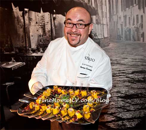 Chef Vincenzo Scarmiglio