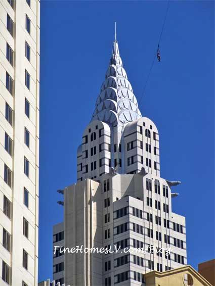 NY NY Zipline