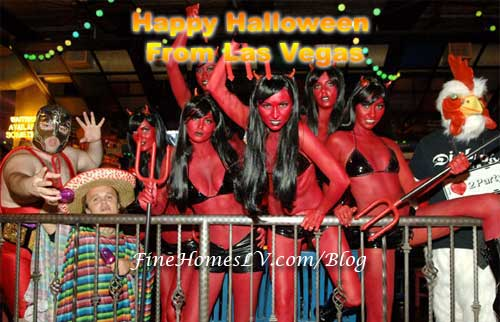 Halloween Las Vegas