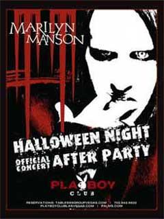 Playboy Club Halloween