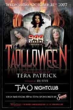 TAO LV Halloween