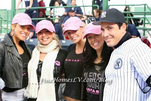 FANTASY Girls and NY NY Vinny