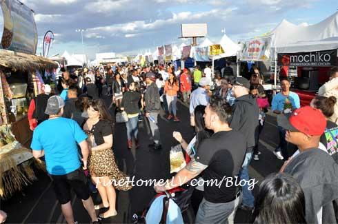 Foodie Fest Attendees