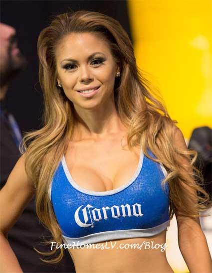 Corona Ring Girl
