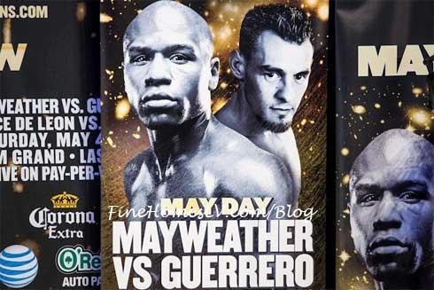 MayDay Mayweather vs Guerrero