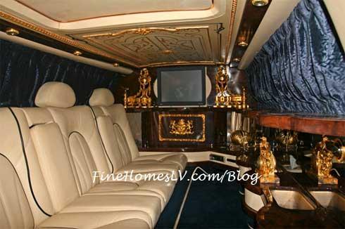 Michael Jackson's Rolls-Royce Limousine