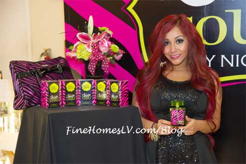 Nicole Polizzi and Snooki Couture