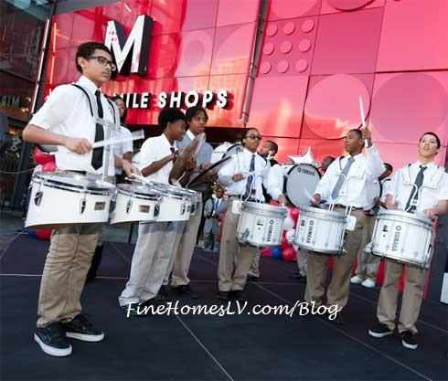 Andre Agassi College Prep Drum Line