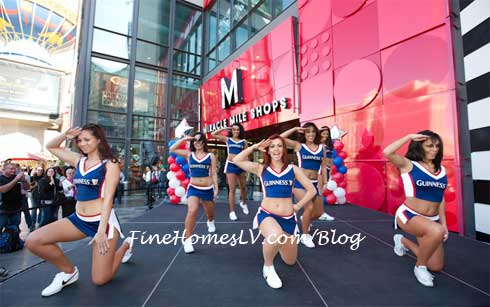 USA Sevens Cheerleaders
