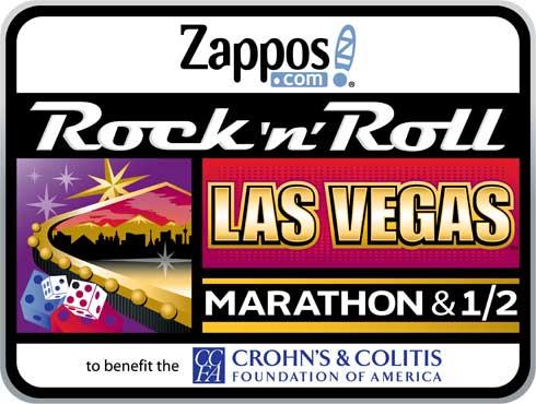 Zappos Rock n Roll Marathon