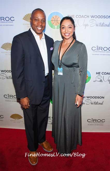 Jay Harris and Nisha Sadekar