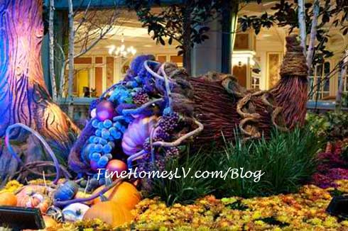 Cornucopia at the Bellagio Garden