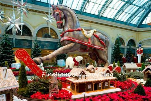 Bellagio Rocking Horse