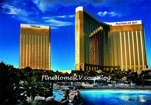 The Hotel at Mandalay Bay Las Vegas