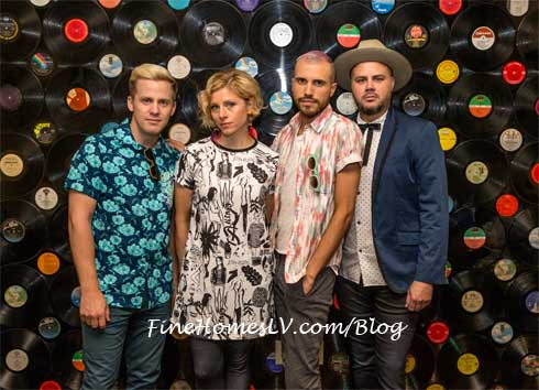 Neon Trees Band
