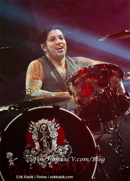 Buckcherry Drummer