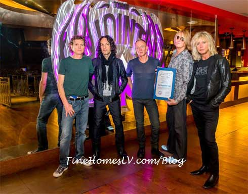 Def Leppard Day March 22, 2013