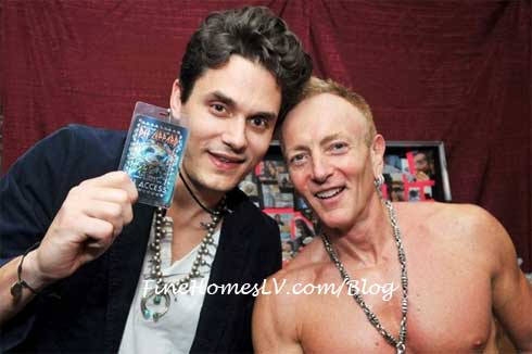 John Mayer and Def Leppard