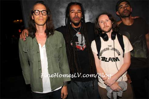 INCUBUS at Hard Rock