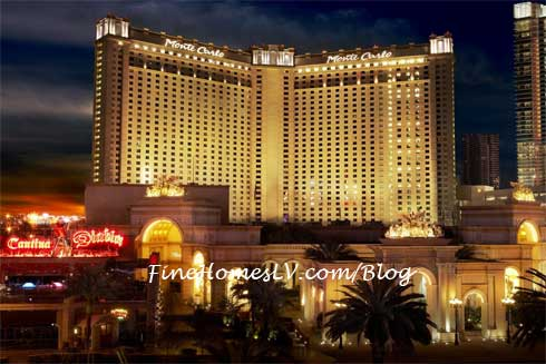 Monte Carlo Las Vegas Hotel