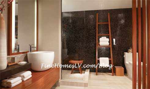Nobu Hotel Bathroom