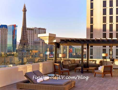 Nobu Villa sky Deck View