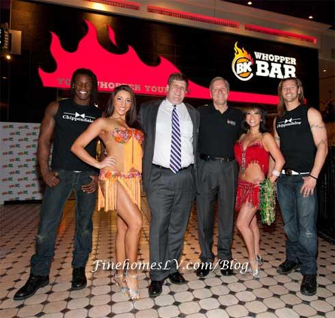 Whopper Bar Grand Opening