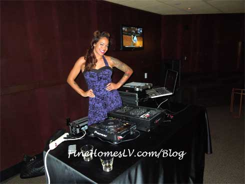 DJ Dezie at Level 107 Lounge
