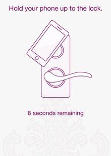 Kaba Mobile Key Phone