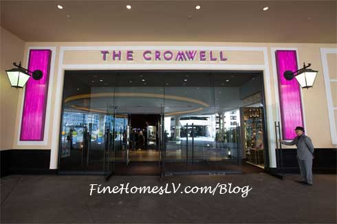 The Cromwell Front Entrance