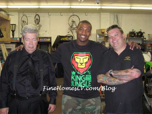 Shaun Phillips at Gold and Silver Pawn