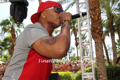 LL Cool J at Beachlife