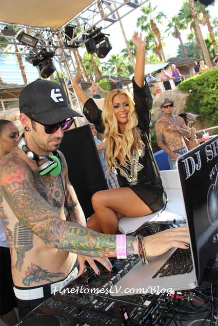 Aubrey ODay and DJ Shift