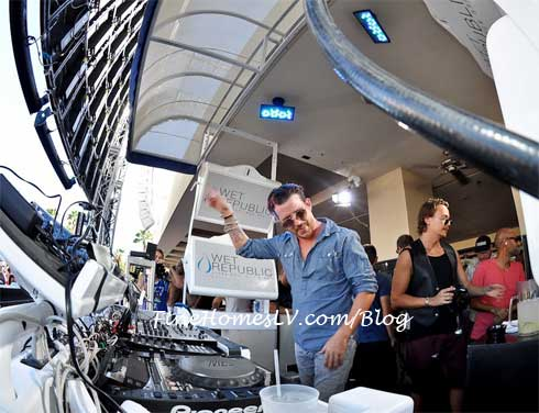 Luciano at WET Republic