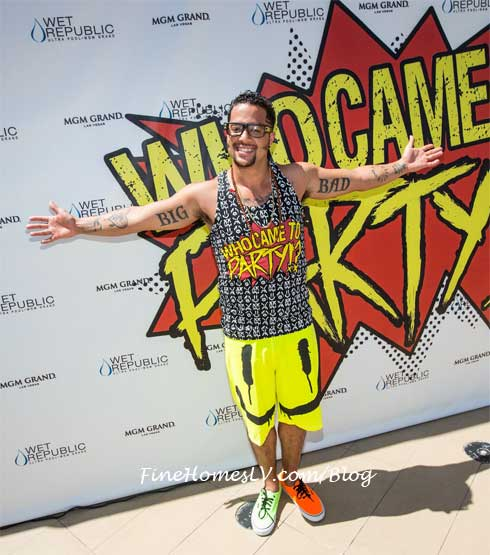 Sky Blu On The Red Carpet