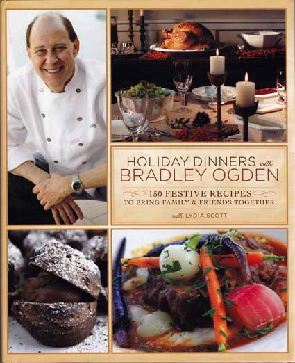 Bradley Ogden Cookbook